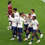 Niza 0-3 PSG: Otro récord para el París, que sigue invicto
