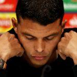 Thiago Silva, muy crítico con la derrota de su equipo, busca soluciones