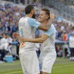 OM 2-0 Caen: Thauvin vuelve a brillar en este Marsella