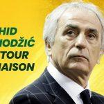 Vahid Halilhodzic regresa al rescate del FC Nantes
