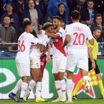 Brujas 1-1 Mónaco: Primer punto de Henry… casi sin merecer