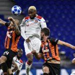 Lyon 2-2 Shakhtar: El OL salva el partido en tres minutos