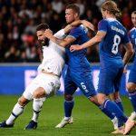 Francia 2-2 Islandia: Mbappé se encarga de maquillar el partido