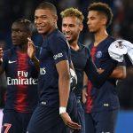 PSG 5-0 OL: Mbappé dijo que no hay liga