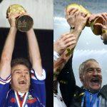 Los campeones del mundo con Francia en 1998 que han llegado a los banquillos