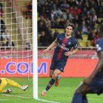 Mónaco 0-4 PSG: Edinson Cavani remata al moribundo