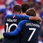 Una pareja francesa ha llamado a su bebé Griezmann Mbappé