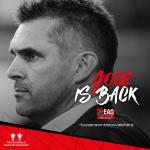 Jocelyn Gourvennec regresa al Guingamp