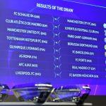 Sorteo duro para los equipos franceses en Liga de Campeones