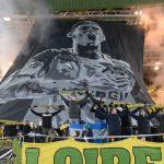Emotivo homenaje del Nantes a Emiliano Sala