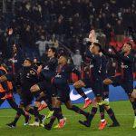 El PSG vapulea al Guingamp con una goleada de escándalo