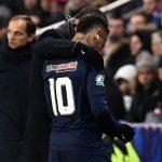 El PSG da a conocer novedades sobre la lesión de Neymar