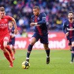 PSG 3-0 Nîmes: Mbappé, 22 goles, líder absoluto de este París
