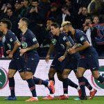 PSG 3-0 Dijon: Cómodo trámite para el París, clasificado para semis