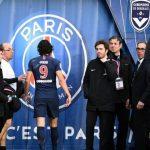 PSG 1-0 Girondins: Victoria, pero preocupación por Cavani