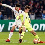 Lyon 0-0 Barcelona: El Barça no atina; el Camp Nou decidirá