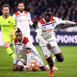 ¡Jugadores del Lyon, robados durante el partido ante el Barça!