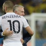 Deschamps y Benzema, su verdadera historia