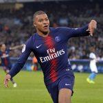 Kylian Mbappé, sancionado en el PSG tras lo sucedido en Marsella