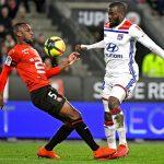 Rennes 0-1 Lyon: Los suplentes solucionan el panorama