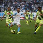 Marsella 2-2 Angers: El OM pierde una gran oportunidad