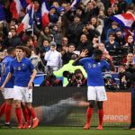 Francia 4-0 Islandia: Otra goleada más en París
